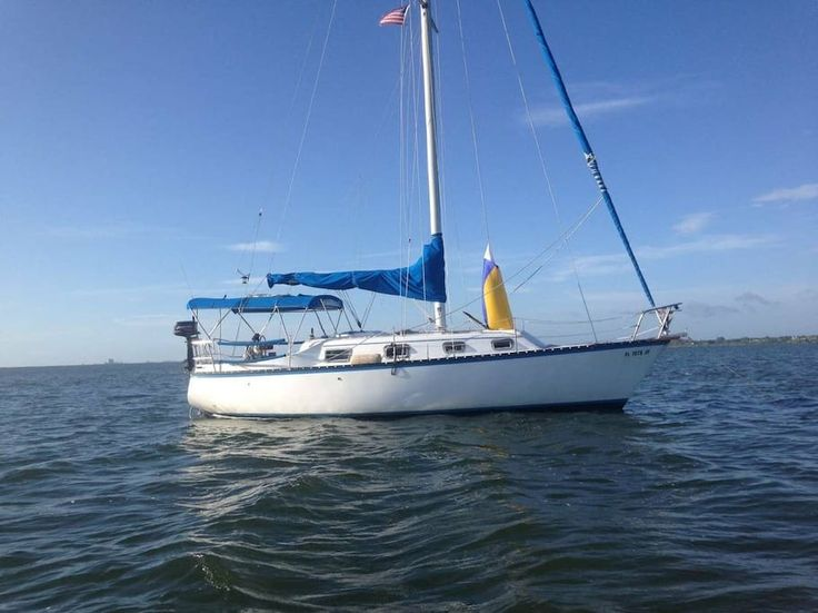 Entire home/apt in Fort Pierce, US. Experience Florida! Try something fun and exciting for your Florida vacation. Rent Pauline a 30 Ft Hunter Sailboat at Harbortown Marina. The Marina offers a heated swimming pool, gym, showers, laundry, grills, boater's lounge and an onsite restaur...