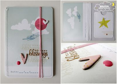 card Cresima materiale Project life