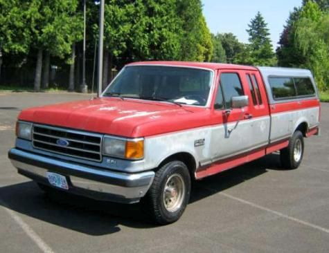 Cars For Sale Under 1000 >> 1991 Ford F-150 XLT Lariat truck under $1000 in Gresham, Oregon OR | Cheap Cars For Sale ...