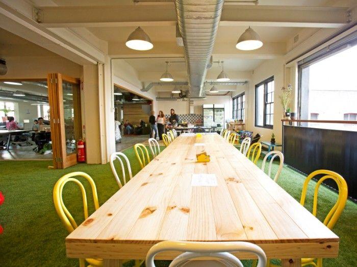 HUB Sydney's New Coworking Office - Office Snapshots