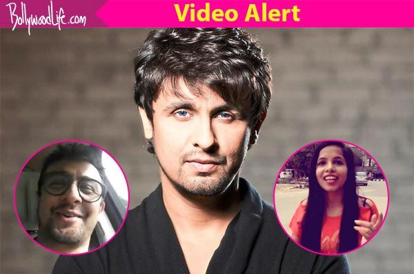 While Dhinchak Pooja's videos are deleted from YouTube, Sonu Nigam pays a tribute to her in Kumar Sanu style – Watch video #FansnStars
