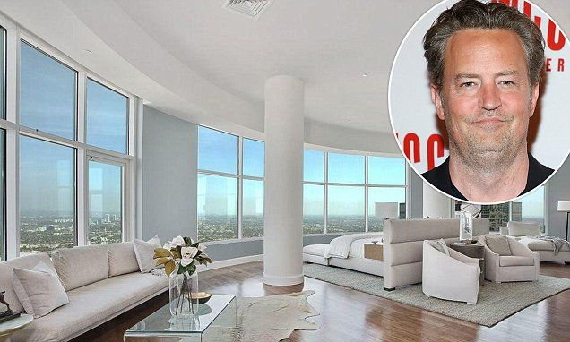 Matthew Perry snaps up $20m LA penthouse apartment | Daily Mail Online