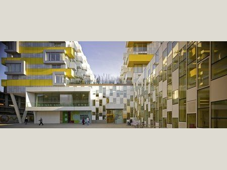 World Buildings Directory - Barking Learning Centre