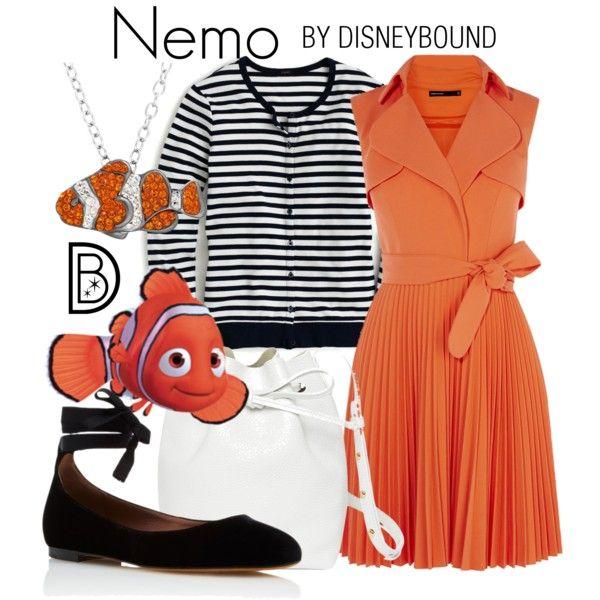 Disney Bound - Nemo