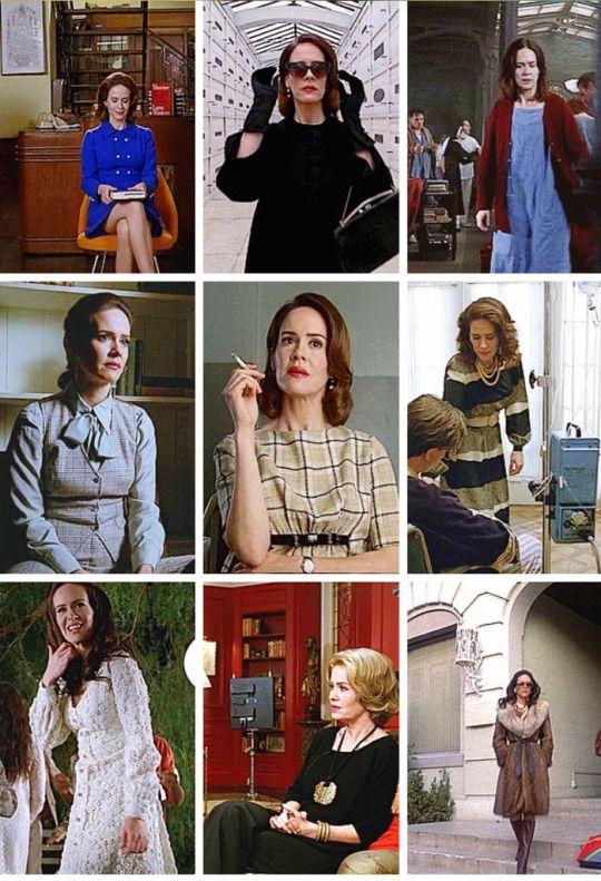 Sarah Paulson as Lana Winters in Asylum.