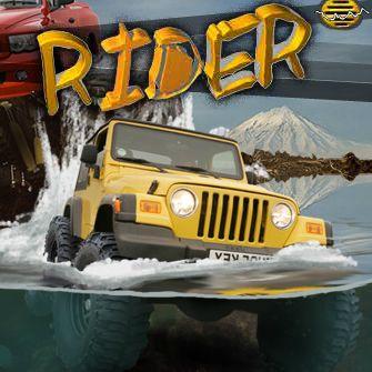 Jeep-ul Wrangler in curse spectaculoase pe plaja