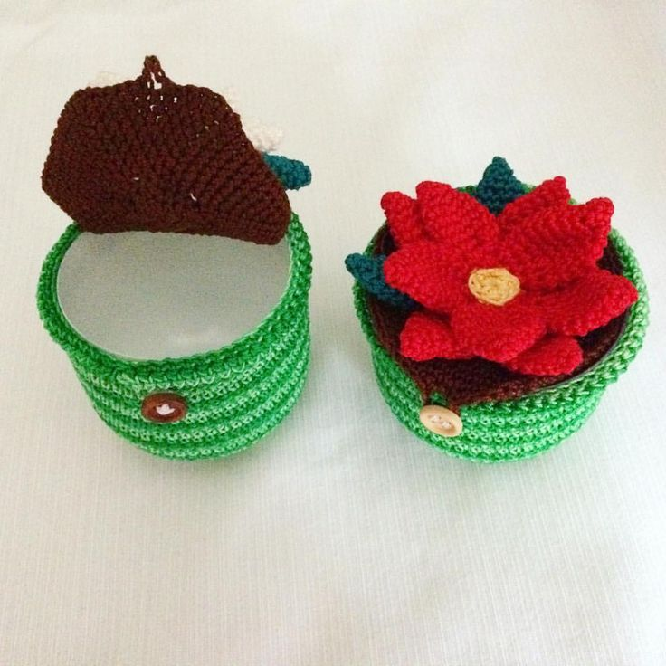 7 best Fiori images on Pinterest | Creative, Crochet flowers and ...
