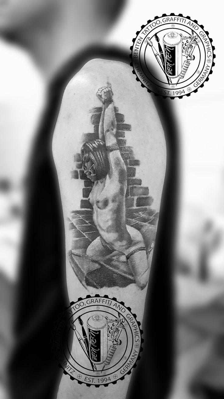 Benten Tattoo Chemnitz. Der Tätowierer für Ihre ausgefallenen und eigens für Sie entworfenen Tätowierungen.