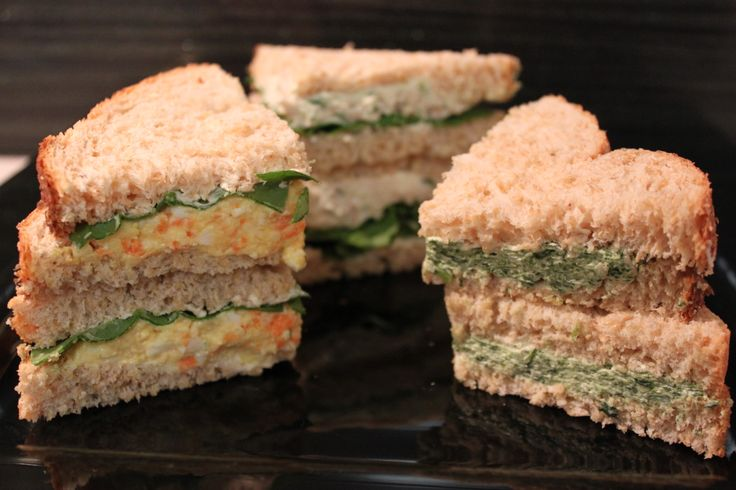 Trio of sandwich fillings - prepared at the same time, in your #Thermomix