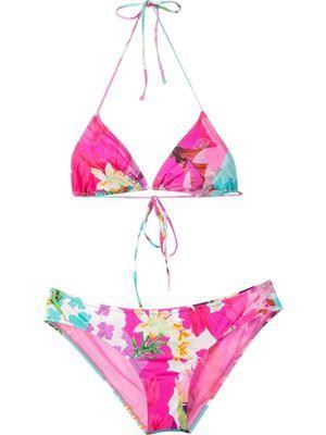 17 melhores imagens de Floral Swimwear no Pinterest   Roupa de banho ... e615b1bead