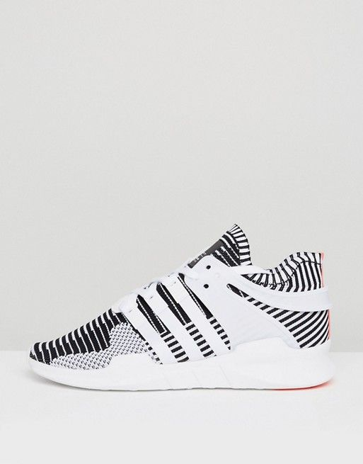 Shop adidas Originals EQT Support Advance PK Sneakers In White at ASOS.