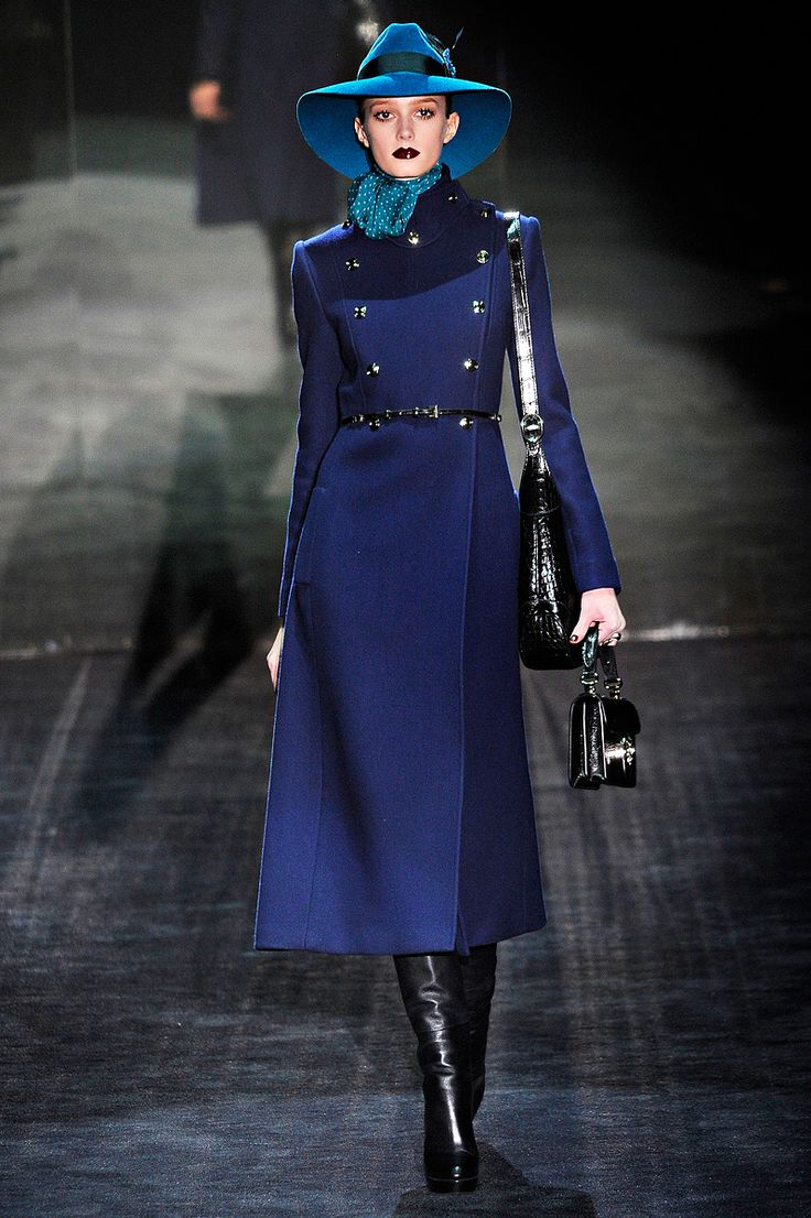 Gucci Fall 2011 RTW - Review - Fashion Week - Runway, Fashion Shows and Collections - Vogue - Vogue