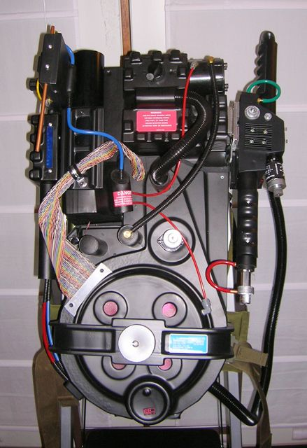 Studio Creations - Ghostbusters Proton Pack Tutorial