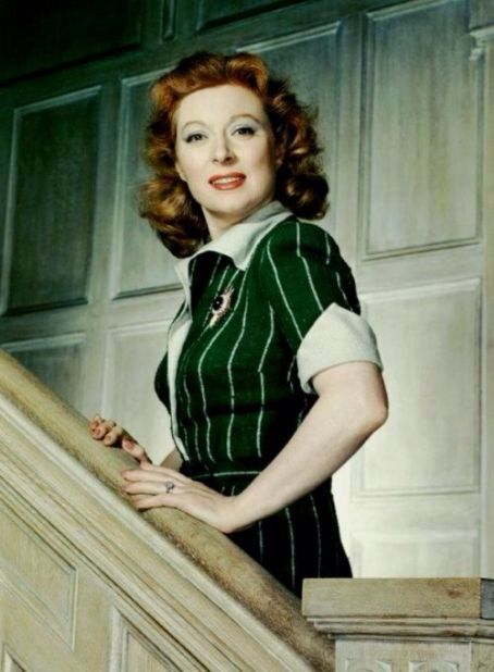 """Greer Garson-My favorite classic actress.""""Random Harvest"""" is my all-time fave romantic film."""