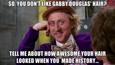 .: Gabby Hair