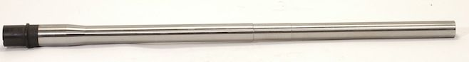 """Barrel, 24"""", .308 AR, 6.5 Creedmoor, Bull, 1x8, Stainless, Match Quality, FA by Criterion"""