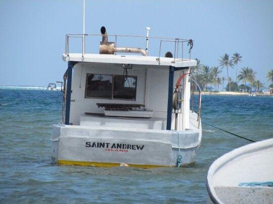 Saint Andrew island.
