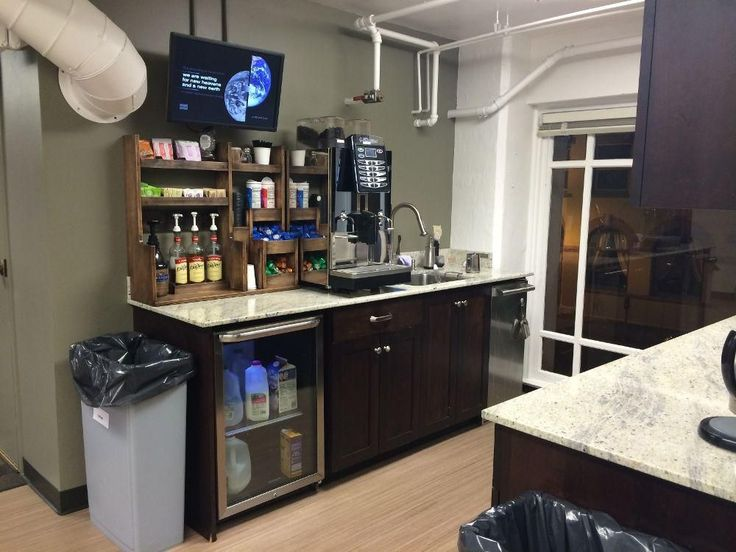 Commercial Coffee Bar Design