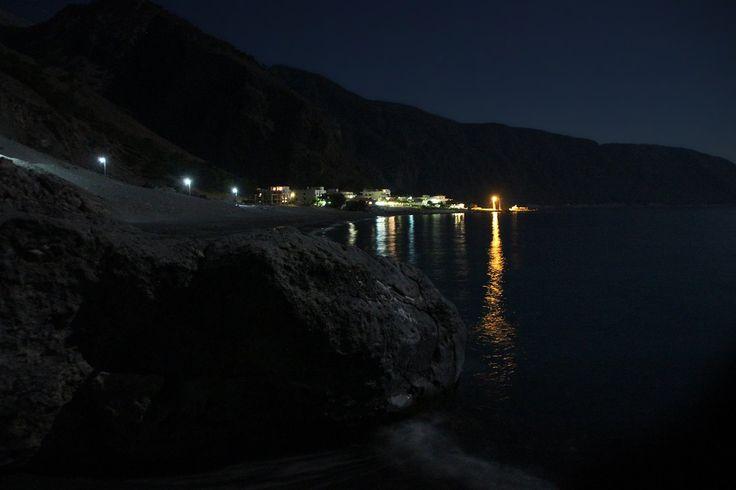Βράδυ στην Αγία Ρουμέλη  https://www.facebook.com/creteinsideme/photos/a.115608272223537.1073741828.110626519388379/159962757788088/?type=3&theater