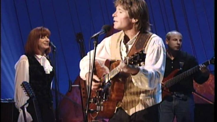 This song is what's in my soul. John Denver - Back Home Again (with lyrics)