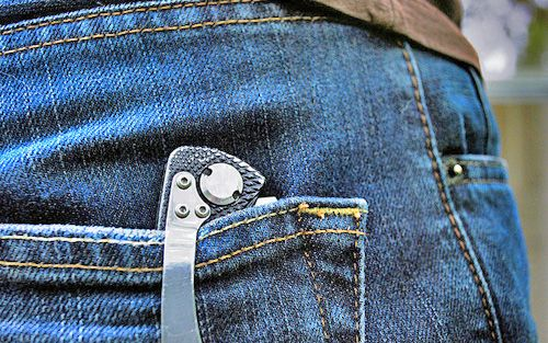 7 Reasons To Always Carry A Knife And None Of Them Are