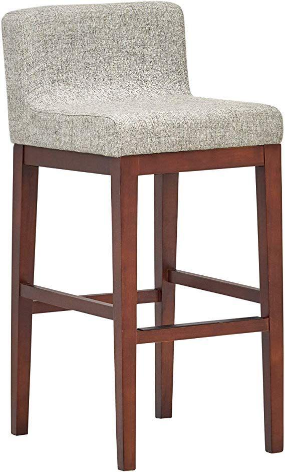 amazon rivet midcentury modern upholstered low back