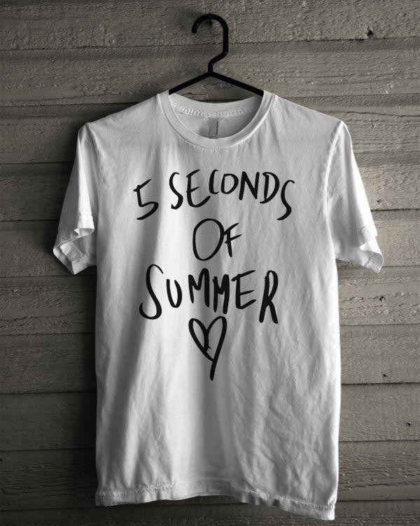 5 Seconds Of Summer Love Shirt | T-shirt Tees Tshirt Tanktop