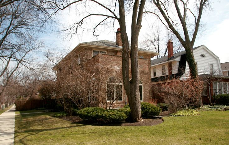 Hillary Clinton's father, Hugh Rodham, paid for his family's home on Wisner Street in Park Ridge, Ill., outright with money he'd saved as the owner of a drapery business.