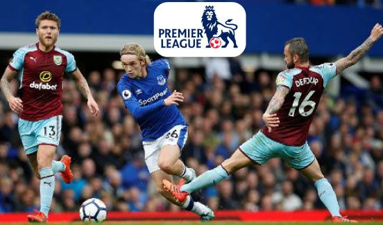 Burnley FC vs Everton