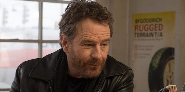 How Bryan Cranston Feels About Being The Comic Relief In Last Flag Flying #FansnStars