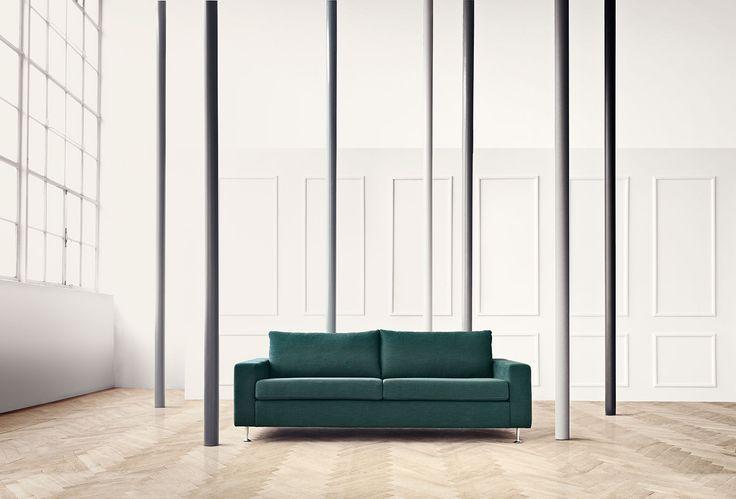 Milano har et enkelt, moderne uttrykk og er lett å style, slik at den matcher din stil. Du har 15 modeller og mange flere farger og materialer å velge mellom. Felles for dem er at du sitter fantastisk bra!
