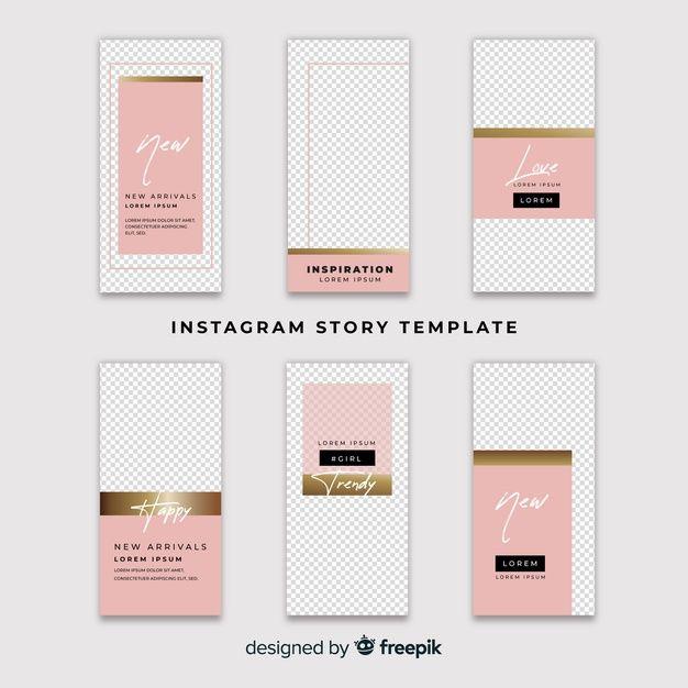 Download Instagram Stories Template For Free Instagram Template Design Instagram Story Template Instagram Design