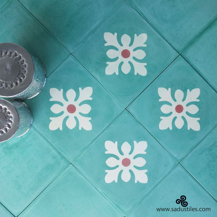 Sadus Tiles handmade cement tiles form Bali-Indonesia