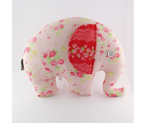 Emma Elephant Cushion