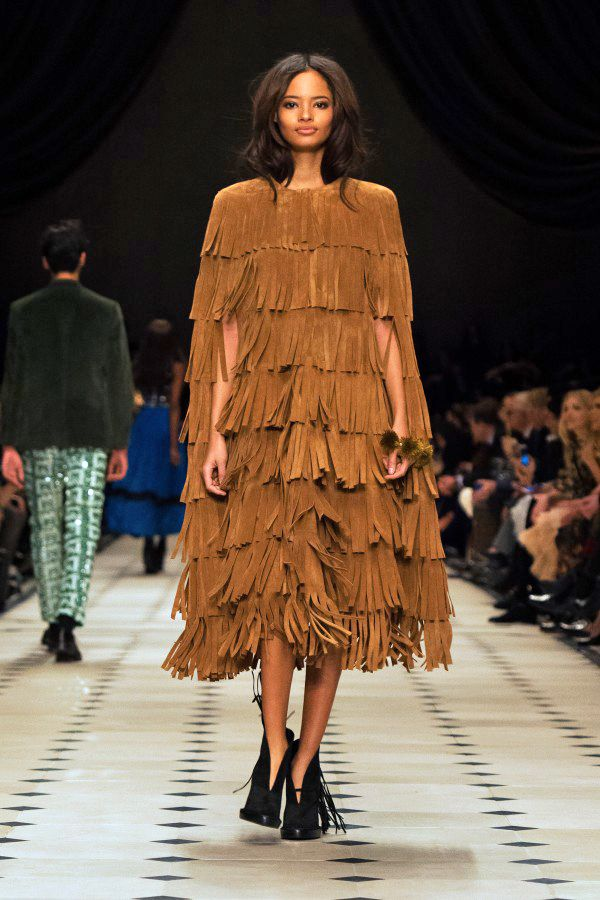 Burberry Fringe is still hot for fall, poncho Rachel Zoe's Fall Shopping List | The Zoe Report