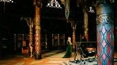 Eowyn in the Golden Hall, Edoras