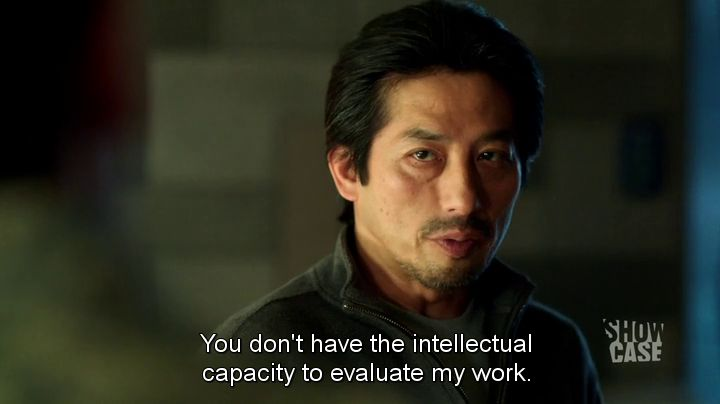 You Don 39 T Have The Intellectual Capacity To Evaluate My
