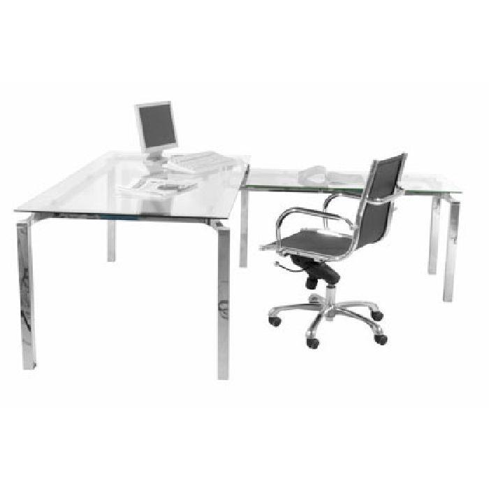 Γωνιακό Γραφείο Lorenco Αν είστε από αυτούς που όταν εργάζονται ή διαβάζουν, τοποθετούν οτιδήποτε μπορεί να χρειαστούν πάνω στο γραφείο, αυτό το γωνιακό έπιπλο, θα αποτελέσει τη σωτήρια λέμβο σας. Όμορφο και κομψό γραφείο, ιδανικό για το δωμάτιο ή το γραφείο.