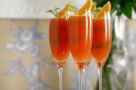 Ζελέ πορτοκάλι με Campari και λουίζα - Συνταγές | γλυκές ιστορίες