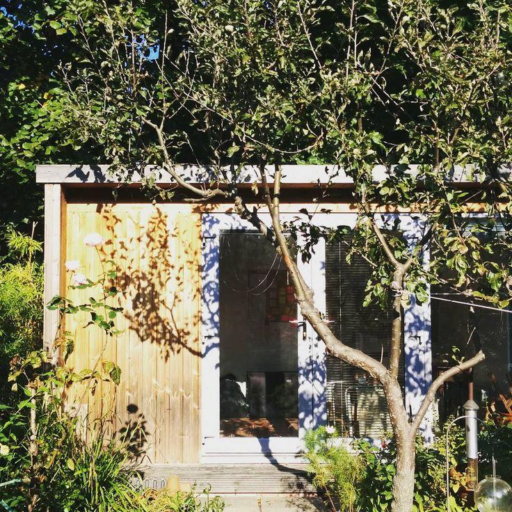 Abode in an English garden for a few days #london