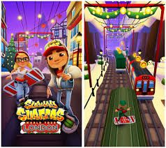 Subway surfers London Apk Download Free Android New 2014