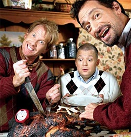 Opie, Anthony, and little Jimmy in the middle! Best radio show ever, besides The Howard Stern show. The prime reason I don't watch TV anymore.