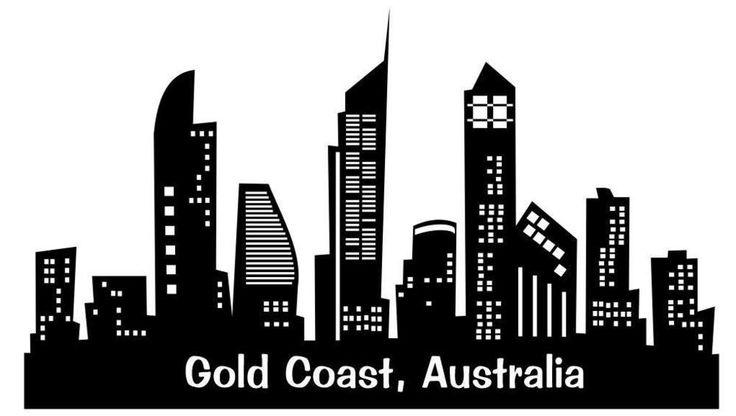Gold Coast Qld Australia - Skyline