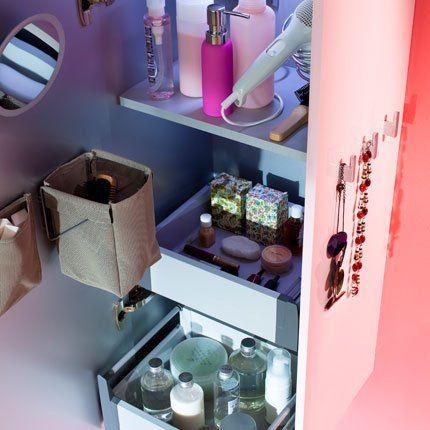 Rangement salle de bain : aménagez des espaces supplémentaires