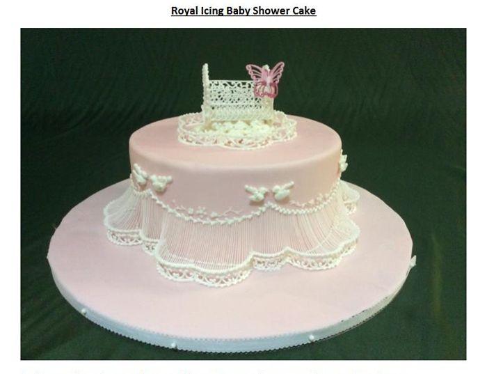 dawn parrott cake   Chef Julie Bashore, Founder of Sugar Arts Institute