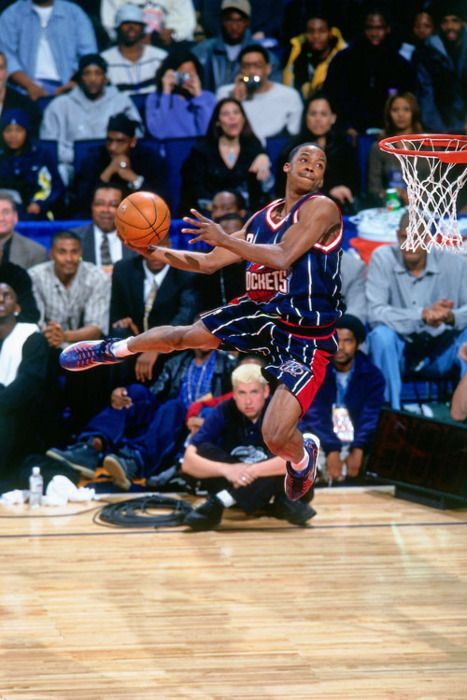 Stevie Get's High, '00 Dunk Contest.