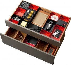TAOR Box: the perfect personal organising system for my home office !