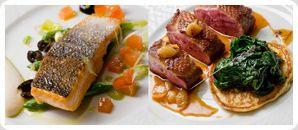 L'auberge du vieux château ::: Restaurant et hôtel de quelques chambres près de Grasse, Cannes, Nice ::: Cabris, la Provence