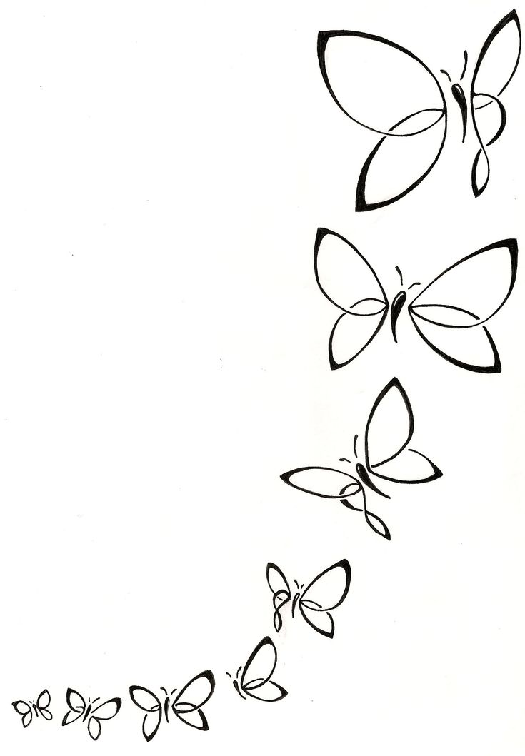 Foot to ankle feminine butterfly tattoo.  Custom tattoo design. www.silverwingsart.com