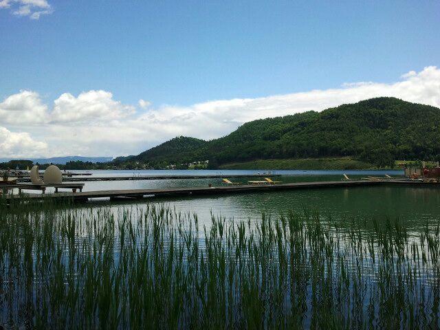 Klopeiner See in Klopein am Klopeiner See, Kärnten